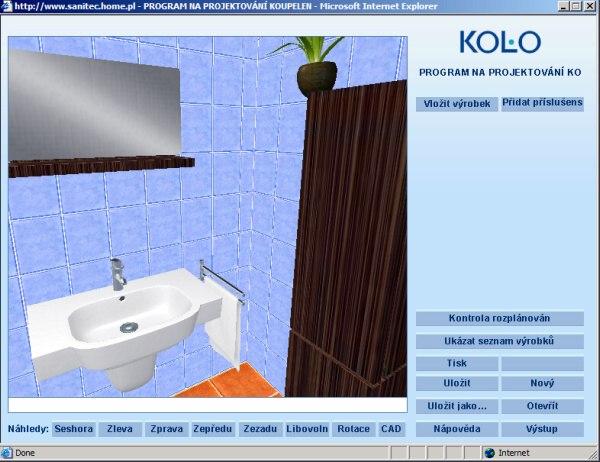 Program Pro Navrhovani Koupelen Moje Koupelna Tzb Info