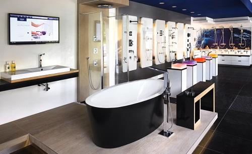 Grohe otev elo prvn showroom v esk republice tzb info for Showroom grohe barcelona